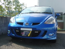 W様 HONDA GD3 FIT