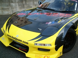 FD3S RX7 F1カーボン ボンネット