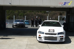 '11/02/07 CARSHOP F1 R34 GTR in Central Circuit